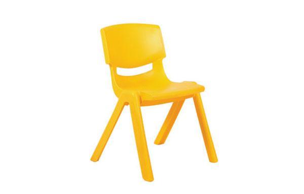 Chairman Kursi Anak - Kursi Serbaguna Smile Multicolor - Kuning By Oscar Living.