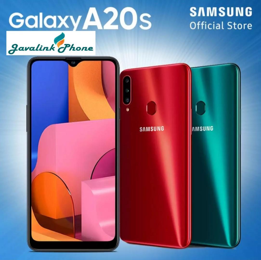 Samsung Galaxy A20S 3/32 GB - GARANSI RESMI SEIN