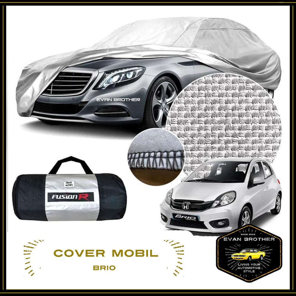 Modifikasi Honda Brio Grey
