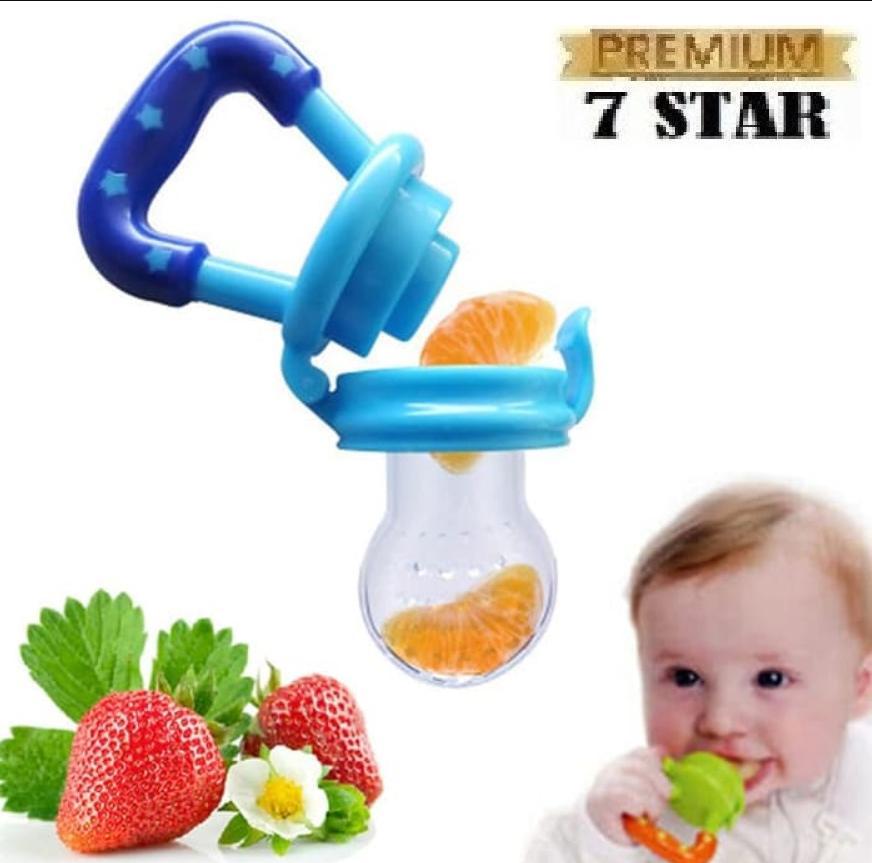 Dot Bayi Empeng Buah 7star Cocok Untuk Bayi / Dot Buah Higienis Baby Fruit Pacifier 1 Pcs By 7star Id.