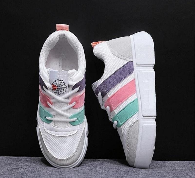 R NINE Sepatu Wanita Sneaker HY25
