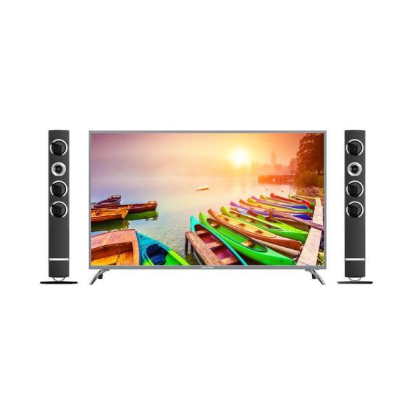 POLYTRON PLD 55UT8850 4K UHD LED TV [55 Inch]