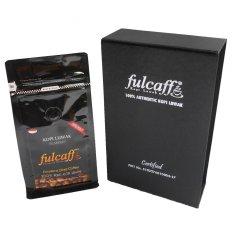 Spesifikasi Fulcaff Kopi Luwak Peaberry 100Gr Gift Box Roasted Bean Yang Bagus Dan Murah