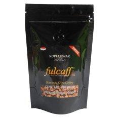 Harga Fulcaff Kopi Luwak Specialty Grade 100Gr Bubuk Fulcaff