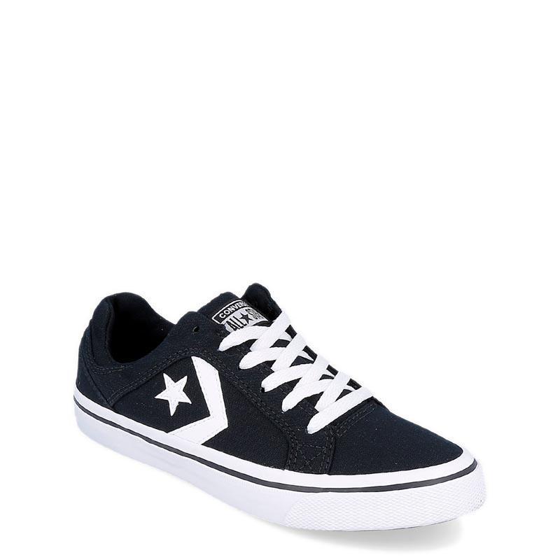 f10a3aed1f6 Converse Cons El Distrito Ox Men s Sneakers - Hitam
