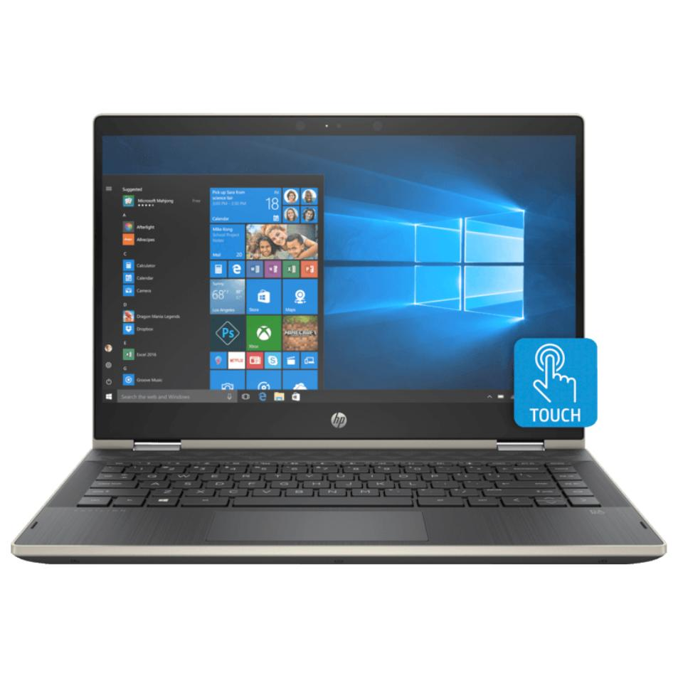Notebook HP Pavilion X360 14-BA162TX -Intel® Core™ i7-8550U - RAM 8GB - 1TB -NVIDIA® GeForce® 940MX - 14