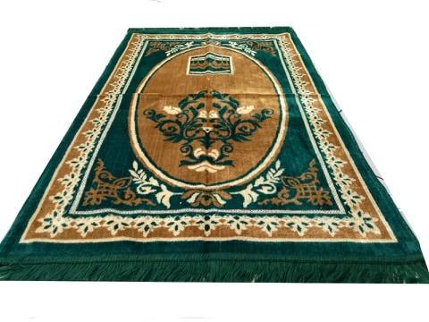 RNK_SHOPE,,,,SAJADAH TURKI ANTI SLIP,MADE IN TURKI,BAHAN BLUDRU HALUS,UKURAN 110X70 CM (BISA BAYAR DI TEMPAT)