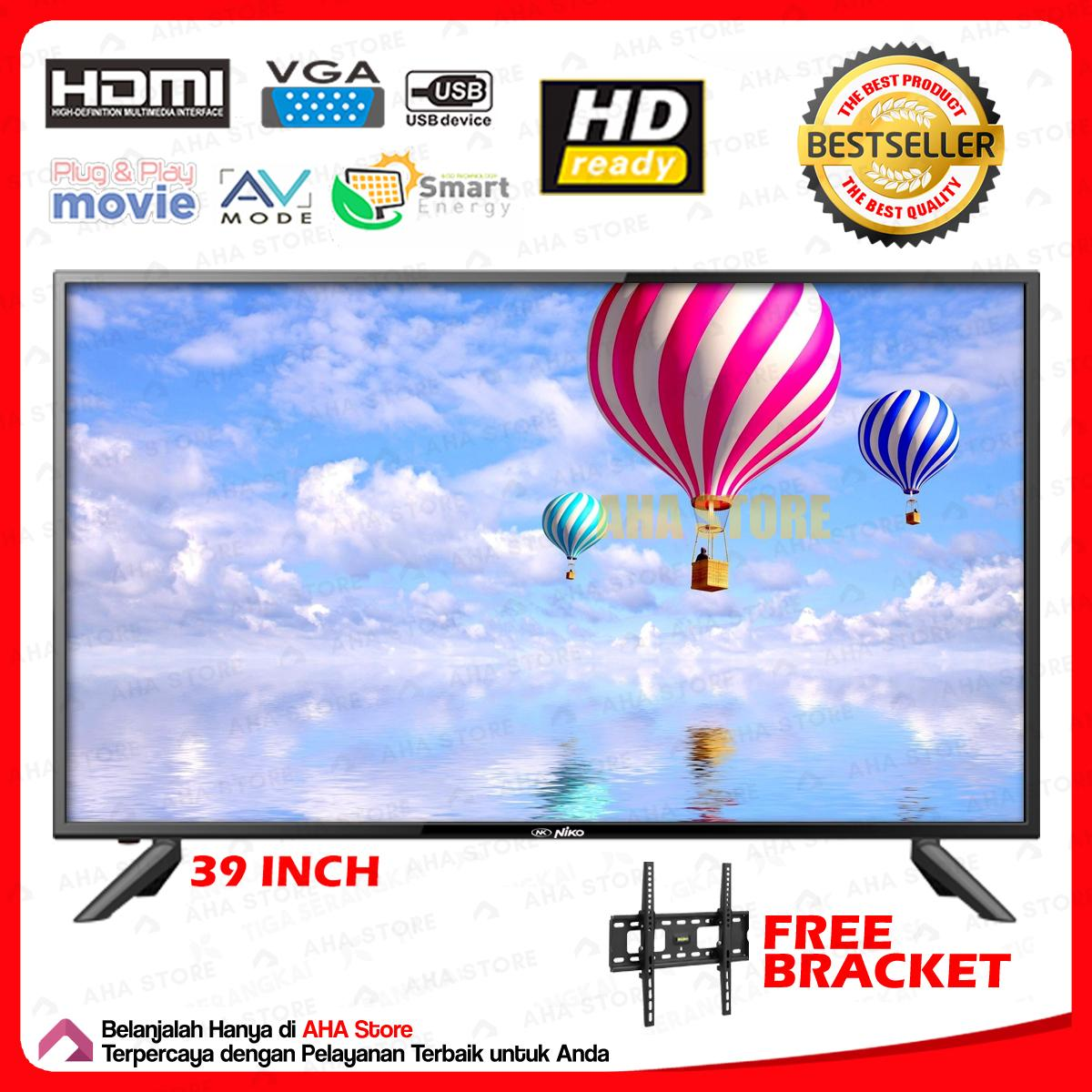 Niko LED TV 39 Inch Televisi HD Ready NK-39Beta