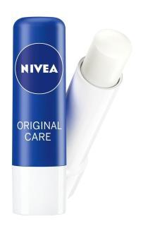 Nivea Orginal Care Caring Lipbalm 4.8g thumbnail