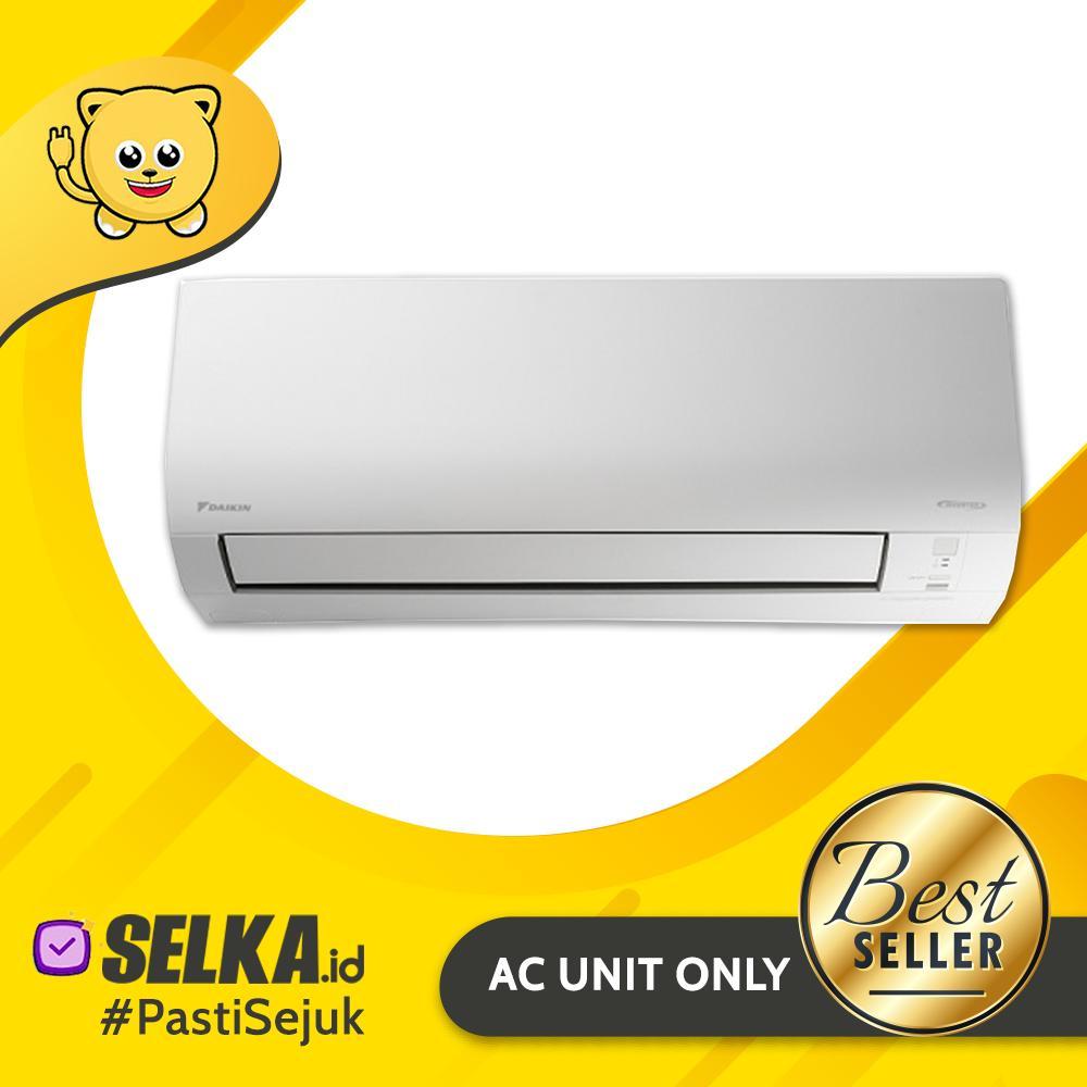 AC Daikin FTKQ20SVM4 / FTKQ 20 AC Split 3/4PK Inverter Putih - SELKA.ID