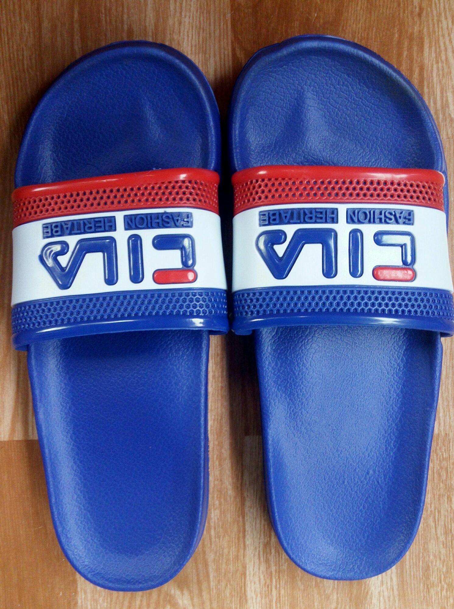 Sandal Karet Pria (Fila)