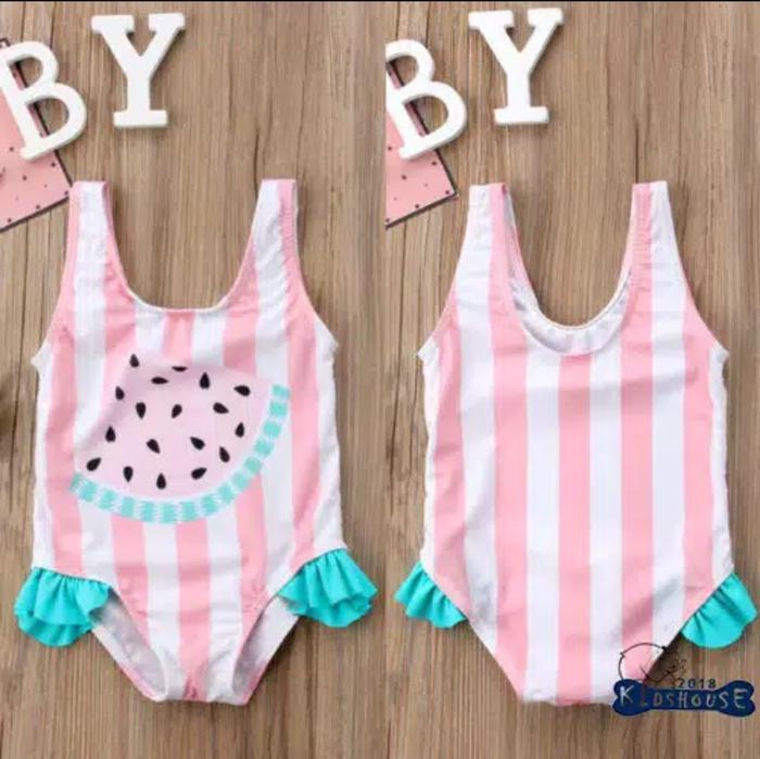 BEST SELLER Baju renang anak baju renang anak perempuan baju renang bayi - trgkASST