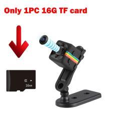 """Camera Mini S-way """"Chính Hãng"""" SQ11 Với Máy Quay Mini HD 720P DV Máy Ảnh Thể Thao Máy Ghi Âm Giọng Nói Video Tầm Nhìn Ban Đêm DVR Cho Xe Hơi, Camera Hành Động Siêu Nhỏ/Thẻ Đầu Đọc/Thẻ TF"""