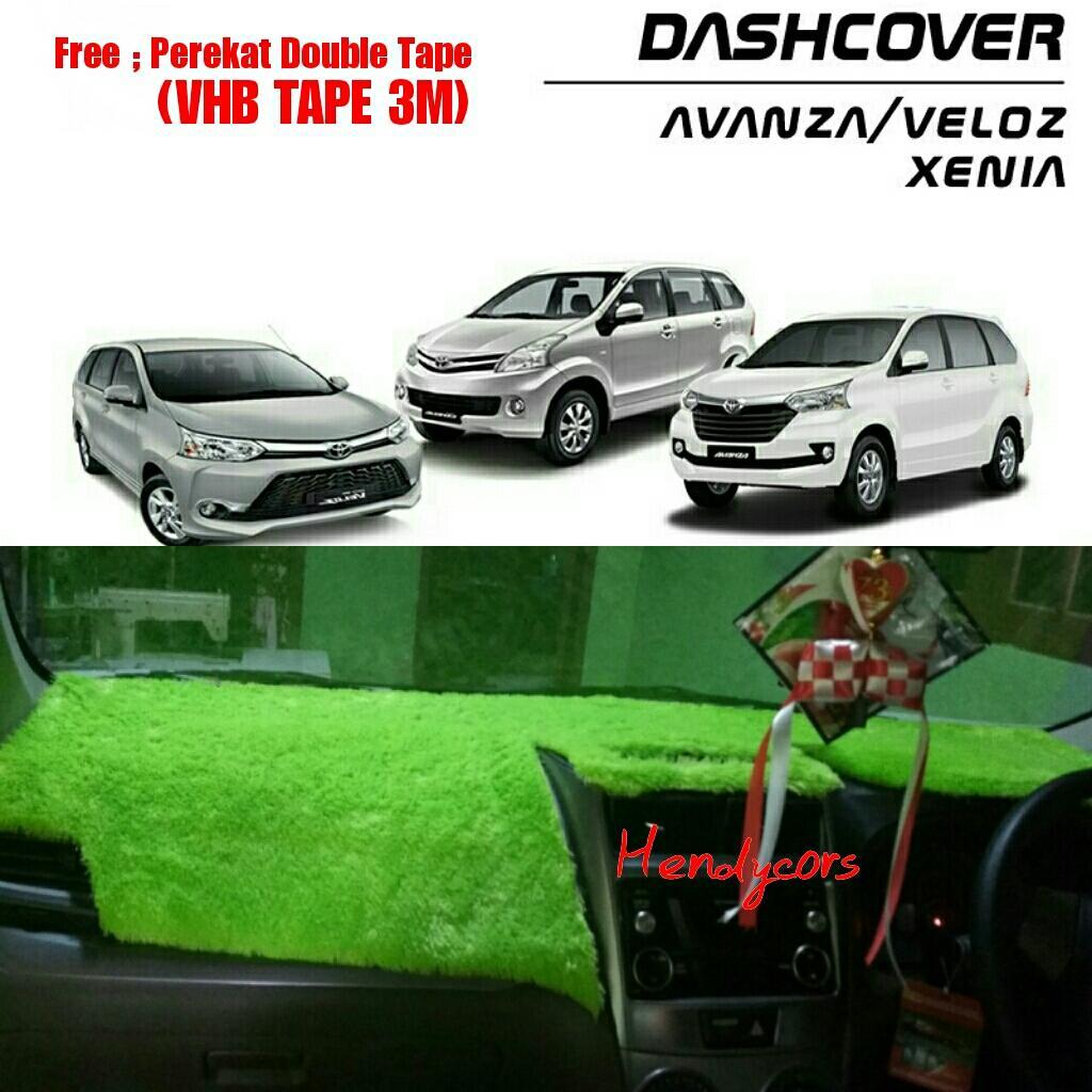 Cover Dashboard All New Avanza/Xenia BULU RASFUR