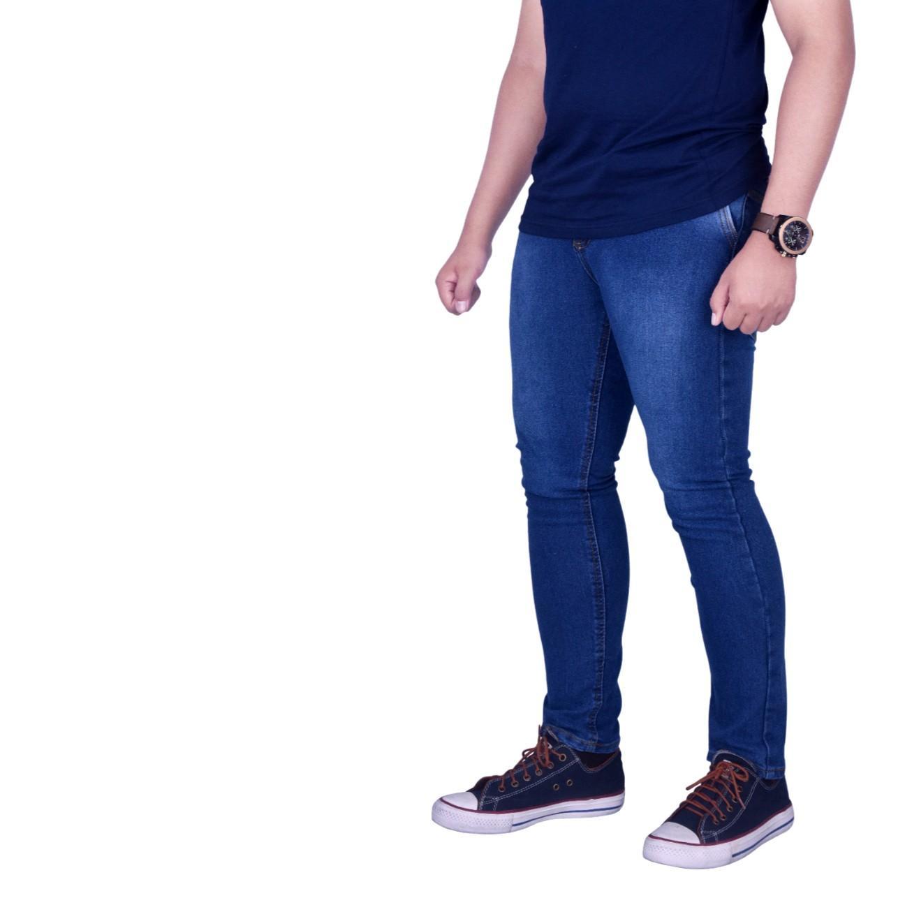 Dgm_Fashion1 Celana Jeans Sobek Panjang Denim /Celana lepis/Jeans Hitam/Jeans Biru/Jeans Polos/Jeans Panjang/Celana Jeans Skinny/Celana Panjang/ Celana Pria/Celana Casual/celana denim/celana jeans/jeans pria /CELANA JEANS PENSIL JS 5832 5612 5837 5834