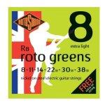 Harga Rotosound Elektric Guitar Strings R8 Roto Greens Yang Bagus