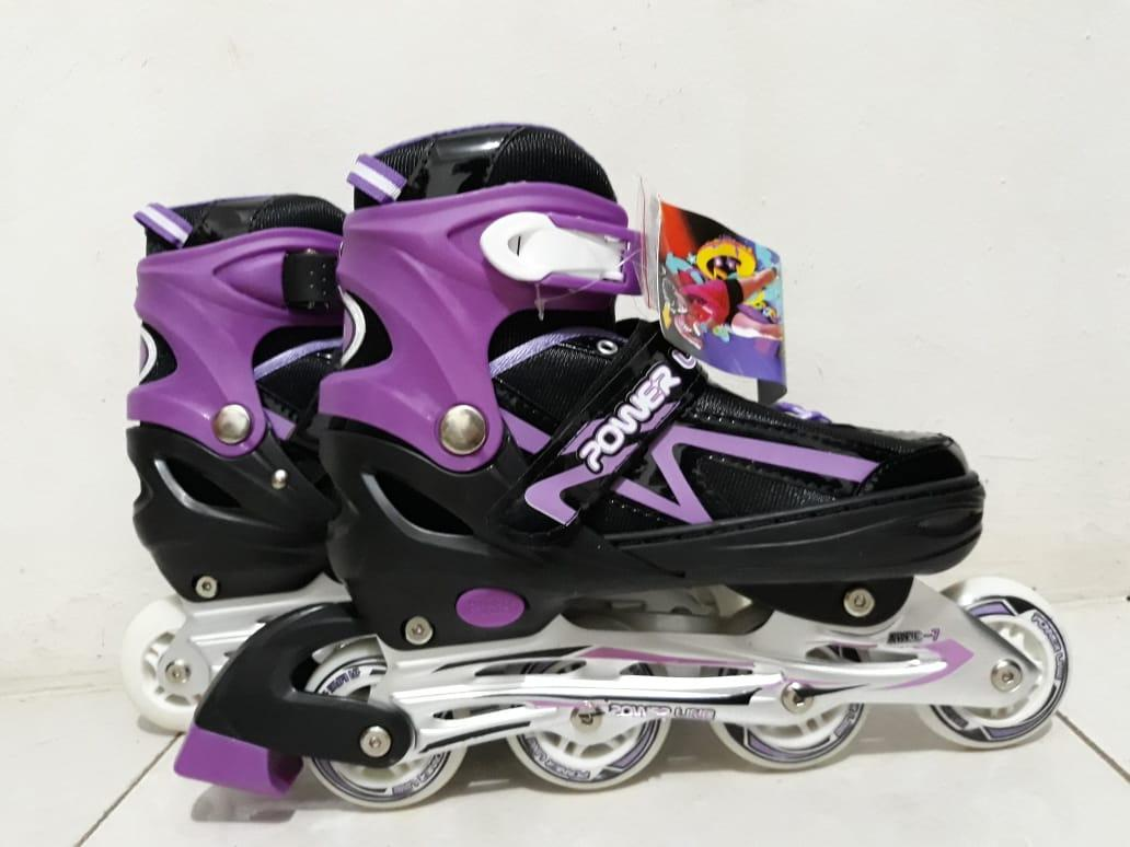 sepatu roda anak power inline terbaru