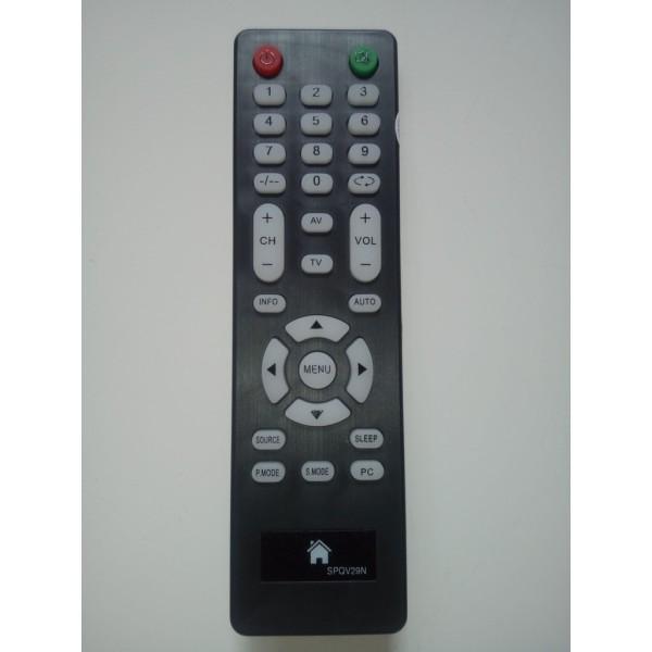 REMOT REMOTE TV LCD LED AOYAMA SPQV29N