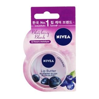 NIVEA Lip Butter Blueberry Blush - 16.7 gr thumbnail