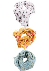 Harga Origami Paket Tulip Pashmina Hijab Multicolour Terbaik