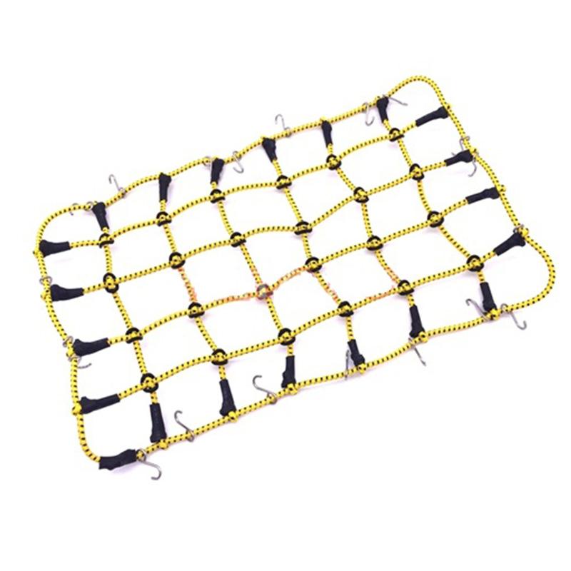 Giá bán 1/10 Scale RC Rock Crawler Accessory Luggage Roof Rack Net for D90 D110 Traxxas TRX-4 Trx4 Rc Car