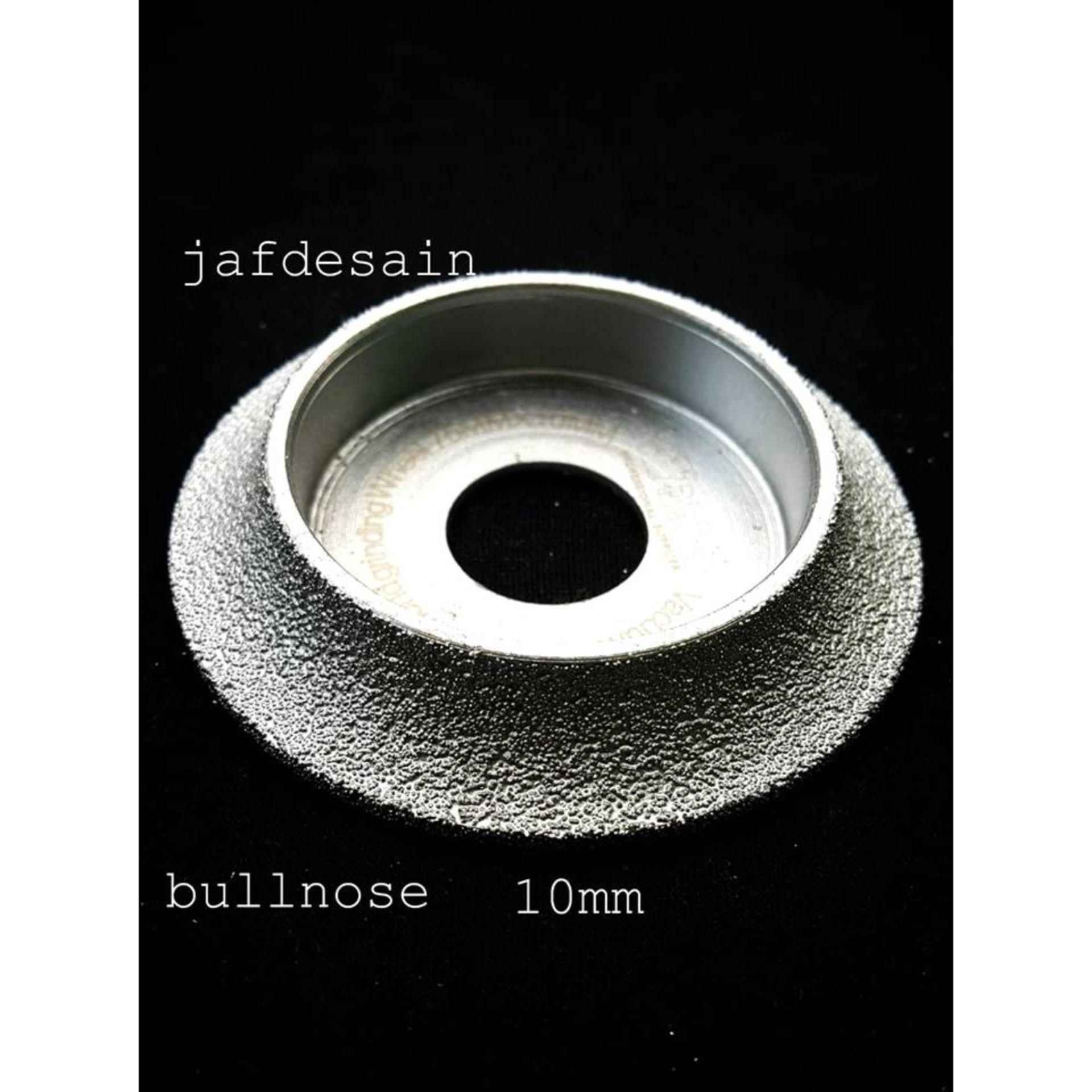 Bullnose edge pinggul profil Granit marmer