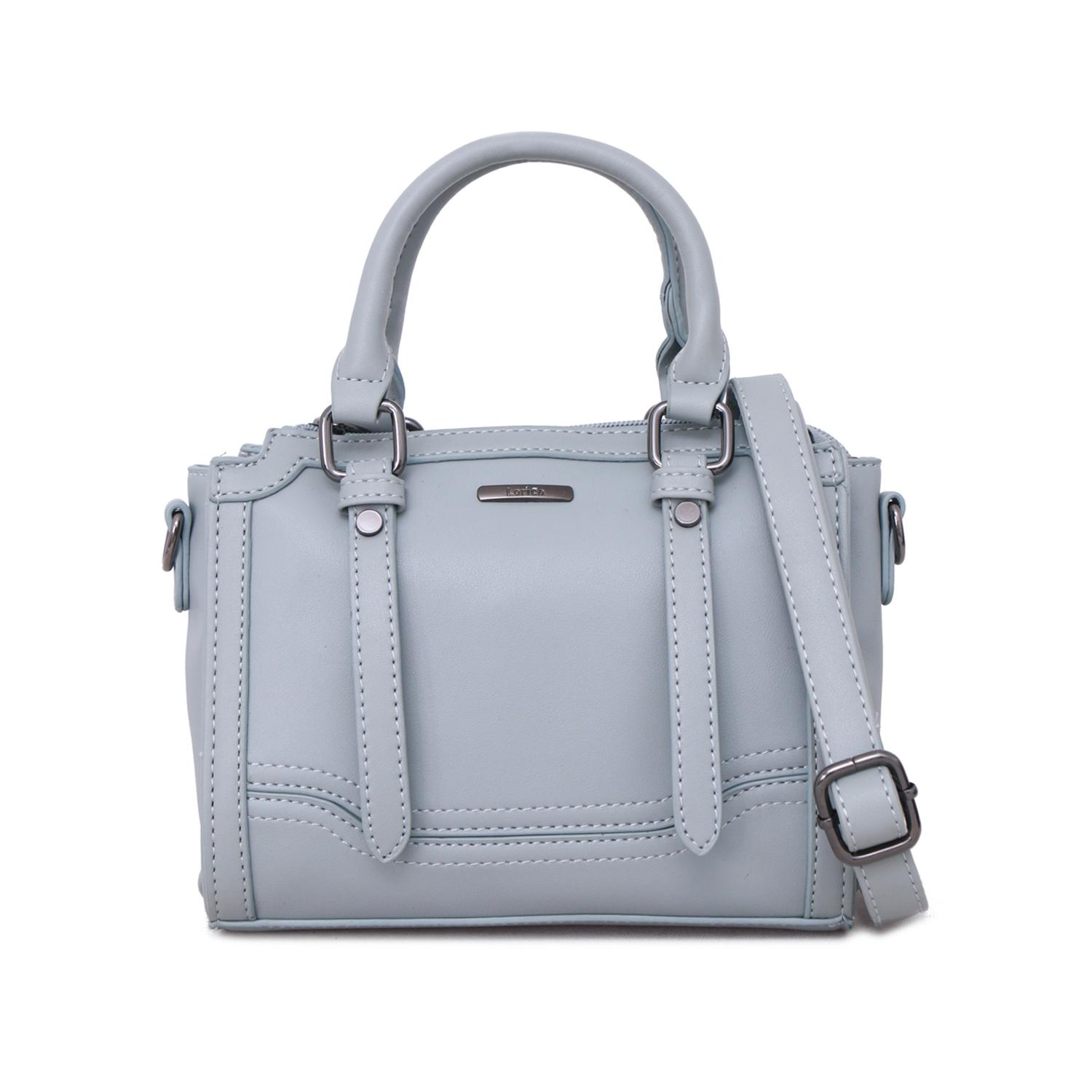 Tas Wanita Lorica by Elizabeth Brett Handbag Light Blue f945adac13