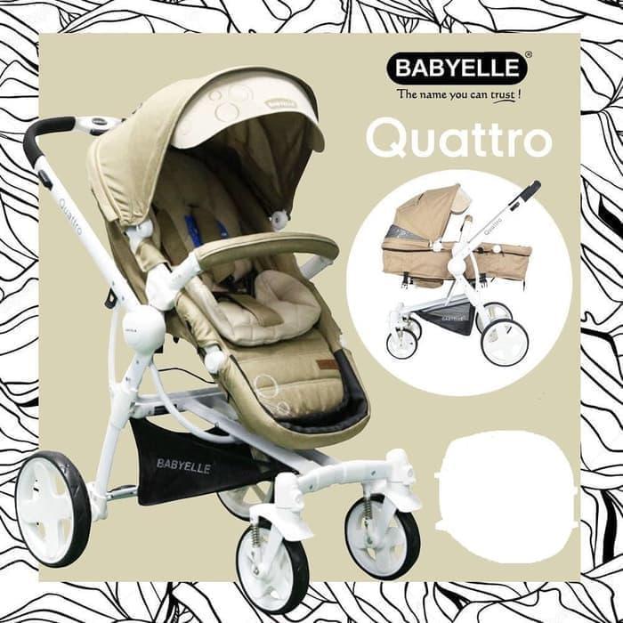 Best Buy stroller baby elle quatro/stroler babyelle mewah/kereta