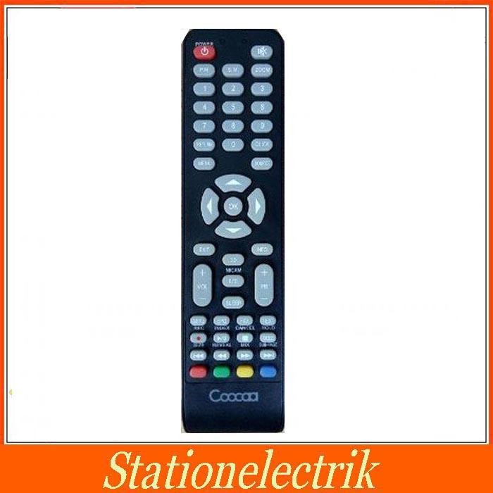 Remot Tv Coocaa Remote LED LC