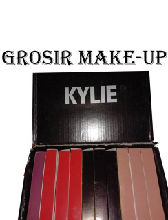Grosir Cosmetics Kyle Lip Liner Matte Real picture Simple MAKE UP thumbnail