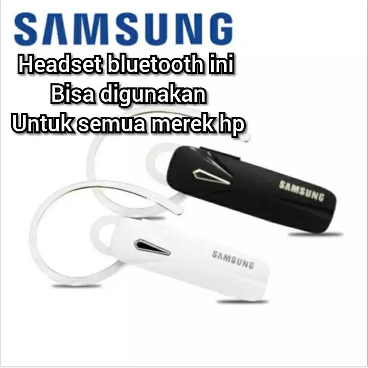 Headset bluetooth samsung compatible all smartphone