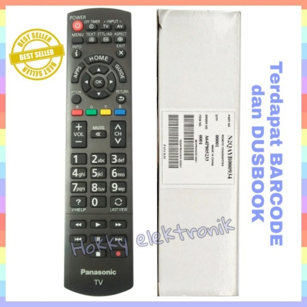 Remote TV SMART PANASONIC ORIGINAL 100%