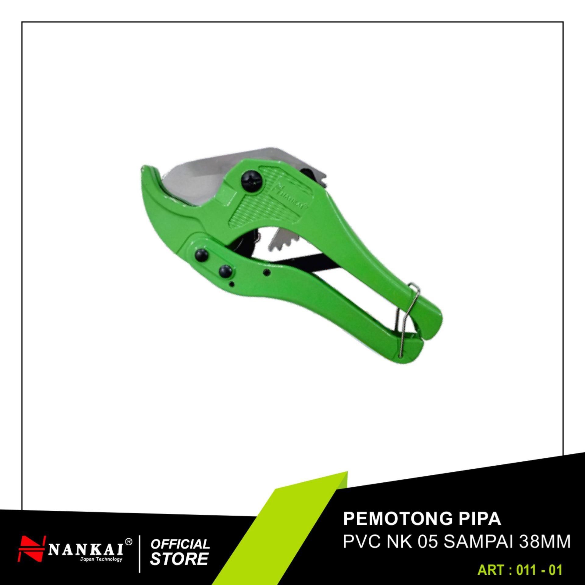 Nankai Pemotong Pipa Pvc Sd05 38mm - Pvc Cutter Alat Potong Perkakas Tool By Nankaitools.