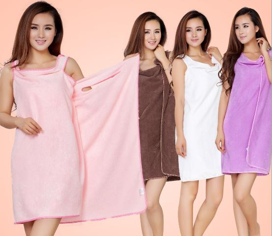 OSM - Handuk Baju Kimono Mandi Multifungsi / Bath Towel / Wearable Towel