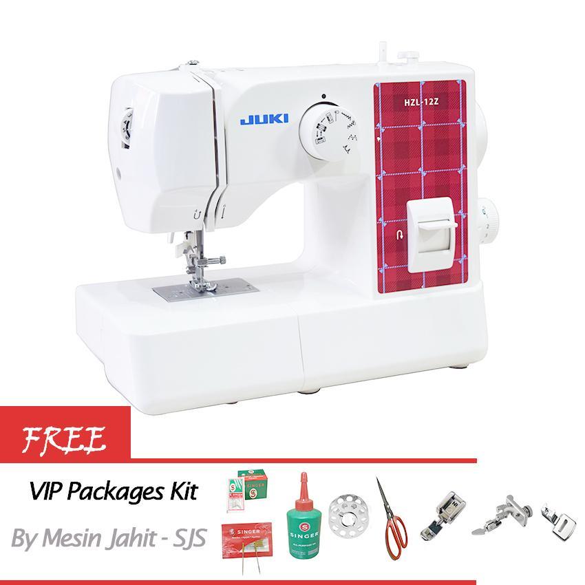 JUKI HZL 12Z Mesin Jahit Portable +FREE SJS Starter Kit