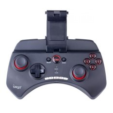 Ipega Mobile Wireless Gaming Controller for Apple and Tablet PC with Multimedia Keys - PG-9025 - Hitam