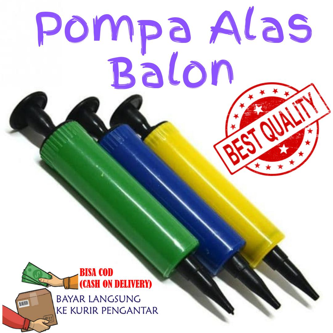 Pompa Balon Atau Tatakan / Alas Main Pasir Kinetik / Pompa Manual By Antarestar.