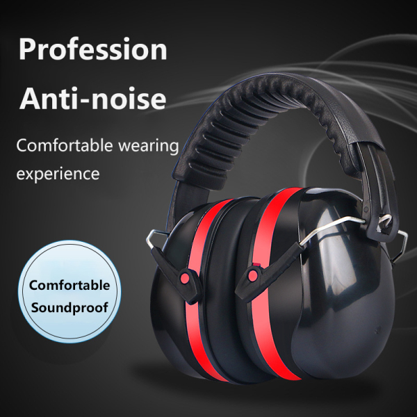 Eastwing 【On Sale】High Quality Safety Ear Muffs Hearing Foldable Anti-Noise Reduction Protection Hunting Shooting Ear Protection Over-The-Ear Headphones Ear Defenders Earmuffs