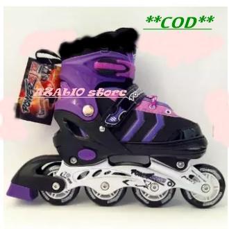 Inline Skate Sepatu Roda Anak Dan Dewasa KHUSUS UKURAN M   MURAH DAN  BERKUALITAS   AZALIO e3ade43e32