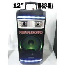 Murah HT 8894 UKM Speaker Portable Meeting Asatron 12 Inch