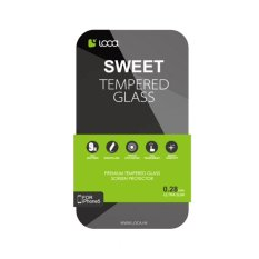 Spesifikasi Loca Sweet Tempered Glass 2 5D Galaxy Core 2 G355 Online