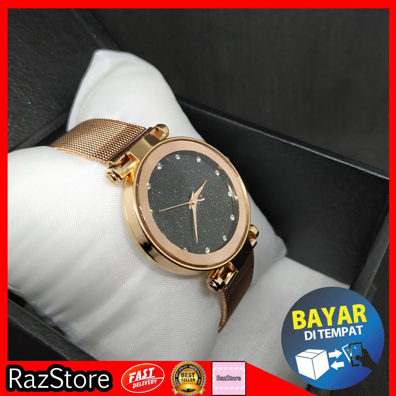 Jam Tangan Premium Mewah Rantai Tali Pasir 04b1a994a6