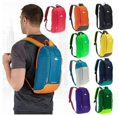 b9664cbc55 Minimall - 122 Tas Ransel Pria   Tas Laptop   Tas Ransel Fashion Decathlon  Backpack Quechua