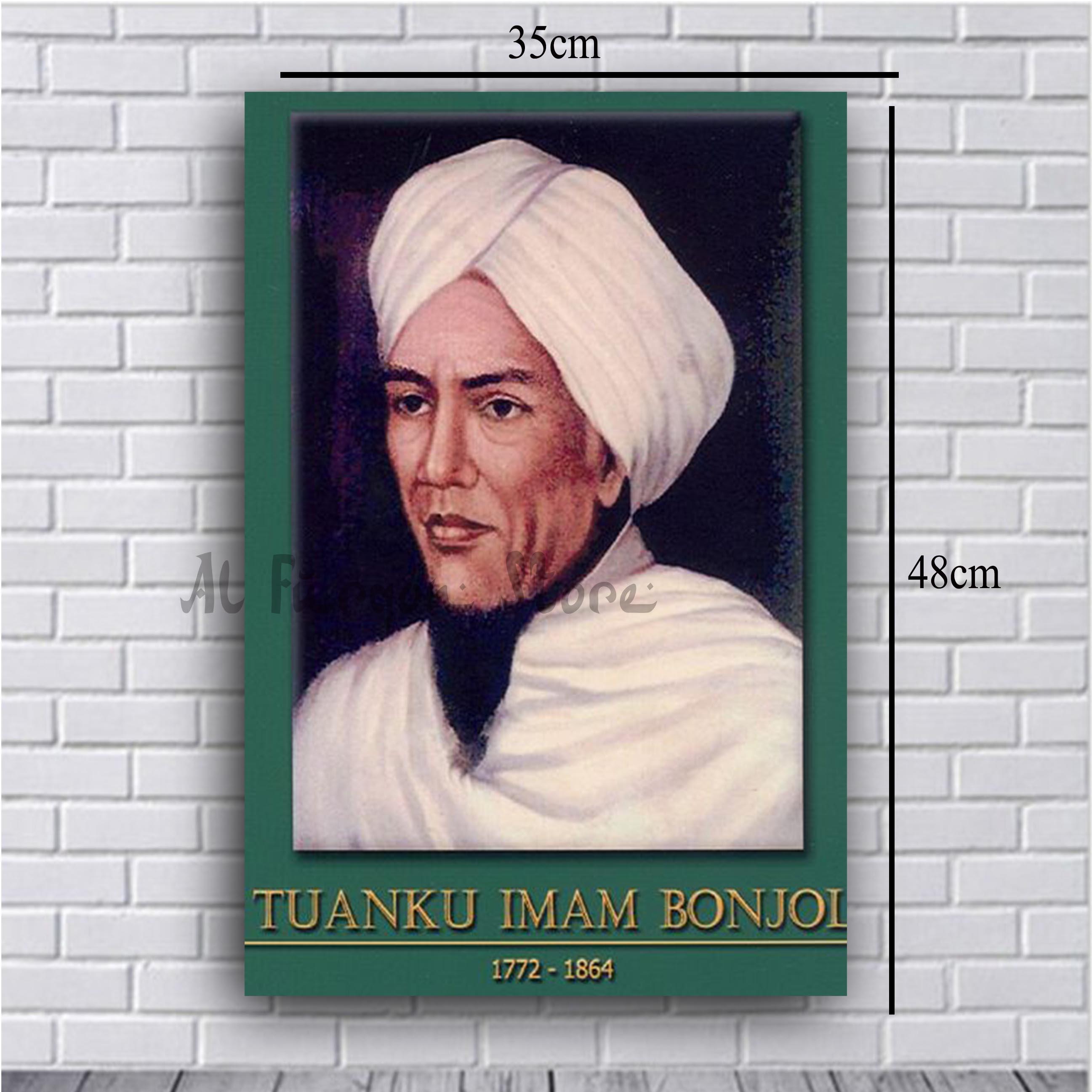 Download Gambar Tuanku Imam Bonjol
