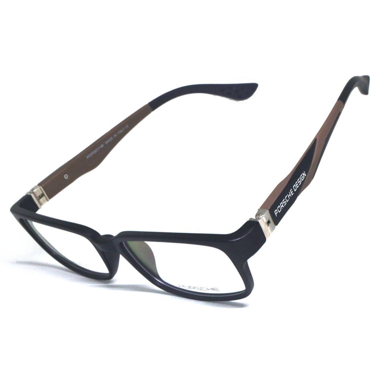 Frame Kacamata 9830 Coklat By Cek Toko Sebelah-.