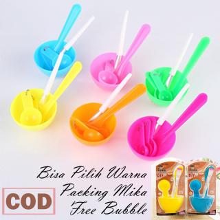 COD Free Buble Set Mangkuk Kuas Masker Kecantikan 6 in 1 Import 1