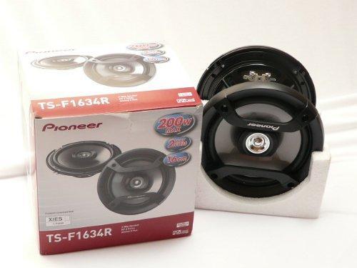 """Pioneer TS-F1634R Speaker Coaxial 6,5""""2Way"""