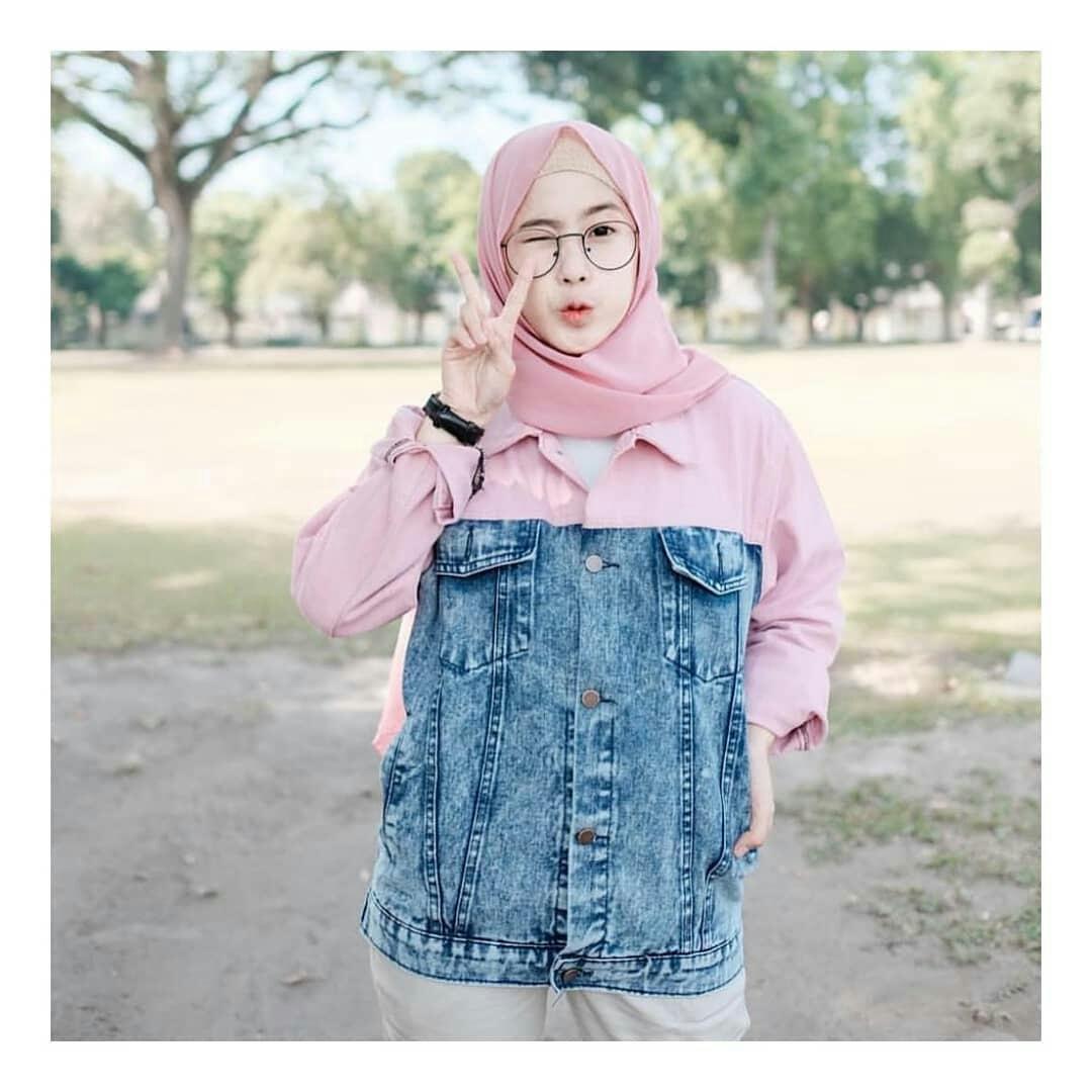 Nuriel Shop – Nuriel Jeans – Jaket Denim Wanita – Jaket Jeans Denim 2 Warna  – a7e921aa25