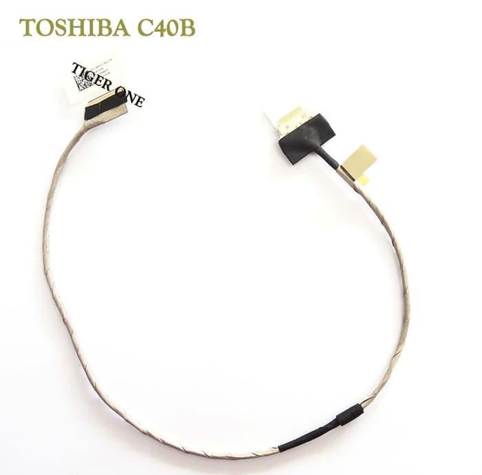Kabel Flexible fleksibel LCD Toshiba Satellite C40-B, L40, L40D