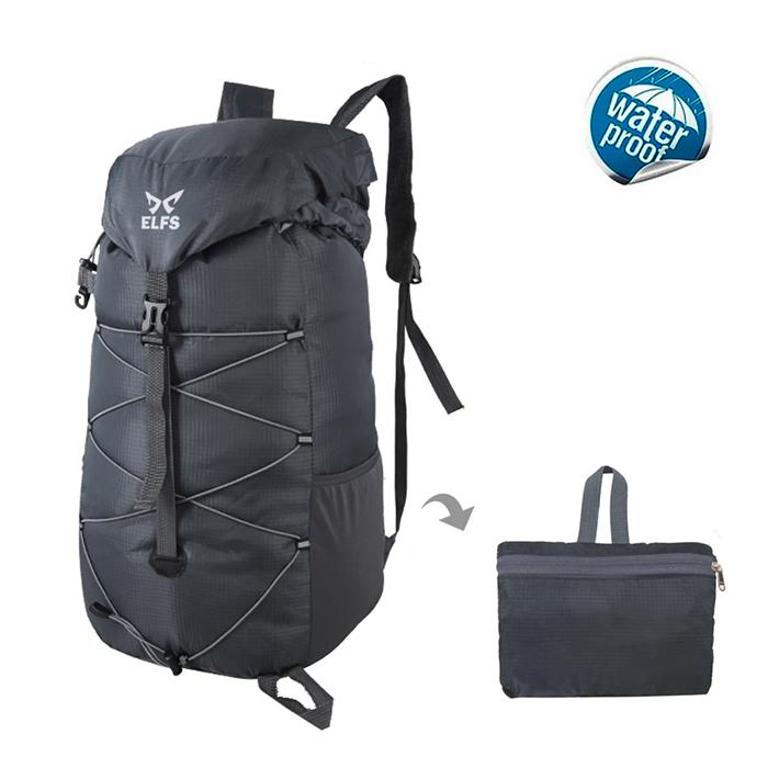 Elfs Shop - Tas Ransel Gunung Lipat Anti Air 35L Foldable Water Resistant  Carrier 019 c963a1171f